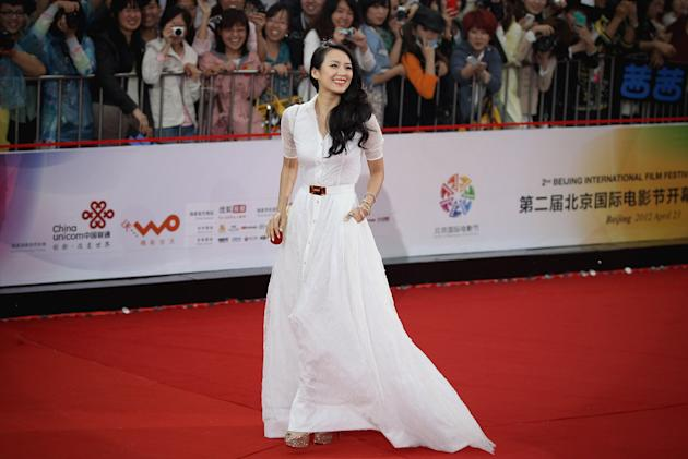 2nd Beijing International Film Festival - Opening Ceremony