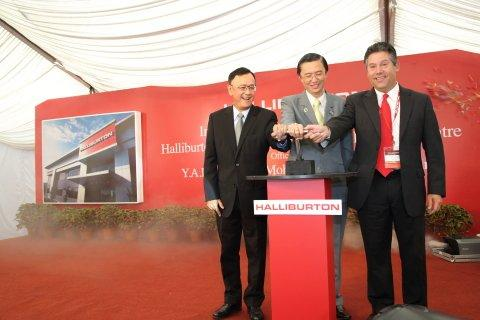 Halliburton Opens Expanded Manufacturing and Technology Centre in Malaysia