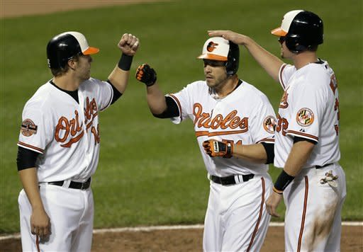 Orioles beat Pirates 12-6 for 3-game sweep