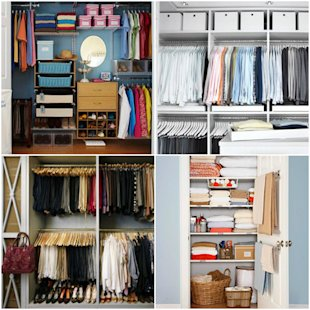 10 smart ways to rethink your closet organization