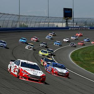 Keselowski's charge secures surprise win