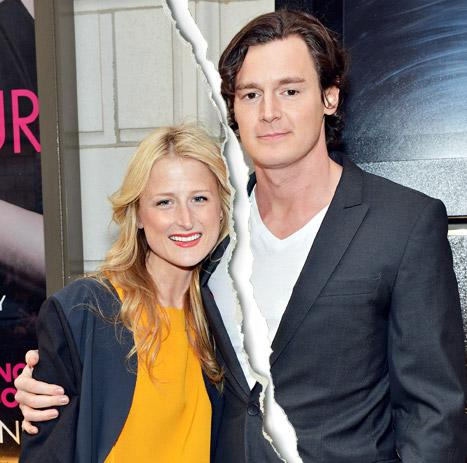 Mamie Gummer, Husband Benjamin Walker Split