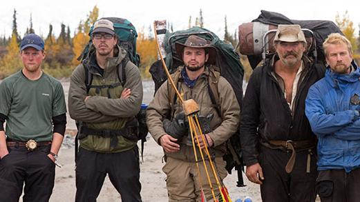 """Ultimate Survival Alaska"" Cast"