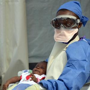 Ebola Fight: Hopes Are High in Liberia's Capital