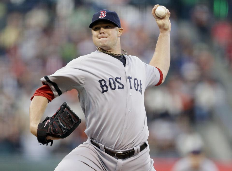 Jon Lester shuts down Giants as Red Sox win 7-0