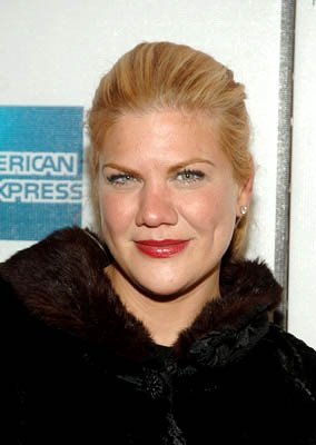 Kristen Johnston Asylum premiere - Tribeca Film Festival April 25, 2005 - New York, NY