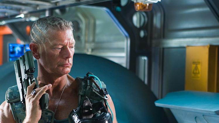 Avatar 20th Century Fox Production Photos 2010 Stephen Lang