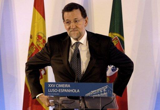 Spanish Prime Minister Mariano Rajoy had given markets a brief spurt of confidence with the nationalization of Bankia