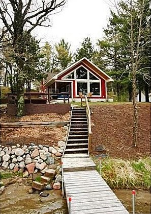 Cabin getaways for sale