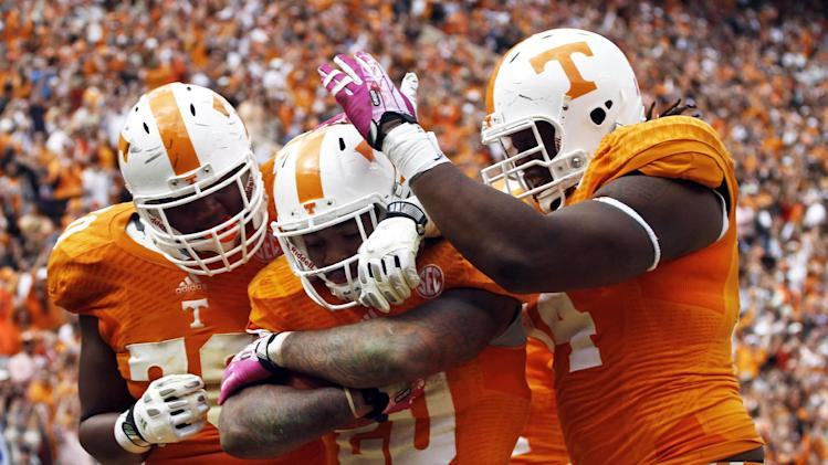 Tennessee brings renewed confidence into Bama game