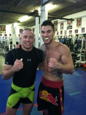 Welterweight Prospect and GSP Training Partner Brandon Thatch Signs UFC Deal, Awaits First Fight