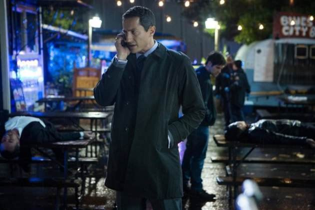 Sasha Roiz as Captain Renard in &#39;Grimm&#39; -- NBC
