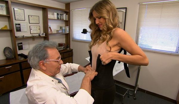 ... Into 'Corset Diet' for Extreme Weight Loss | ABC News Blogs - Yahoo
