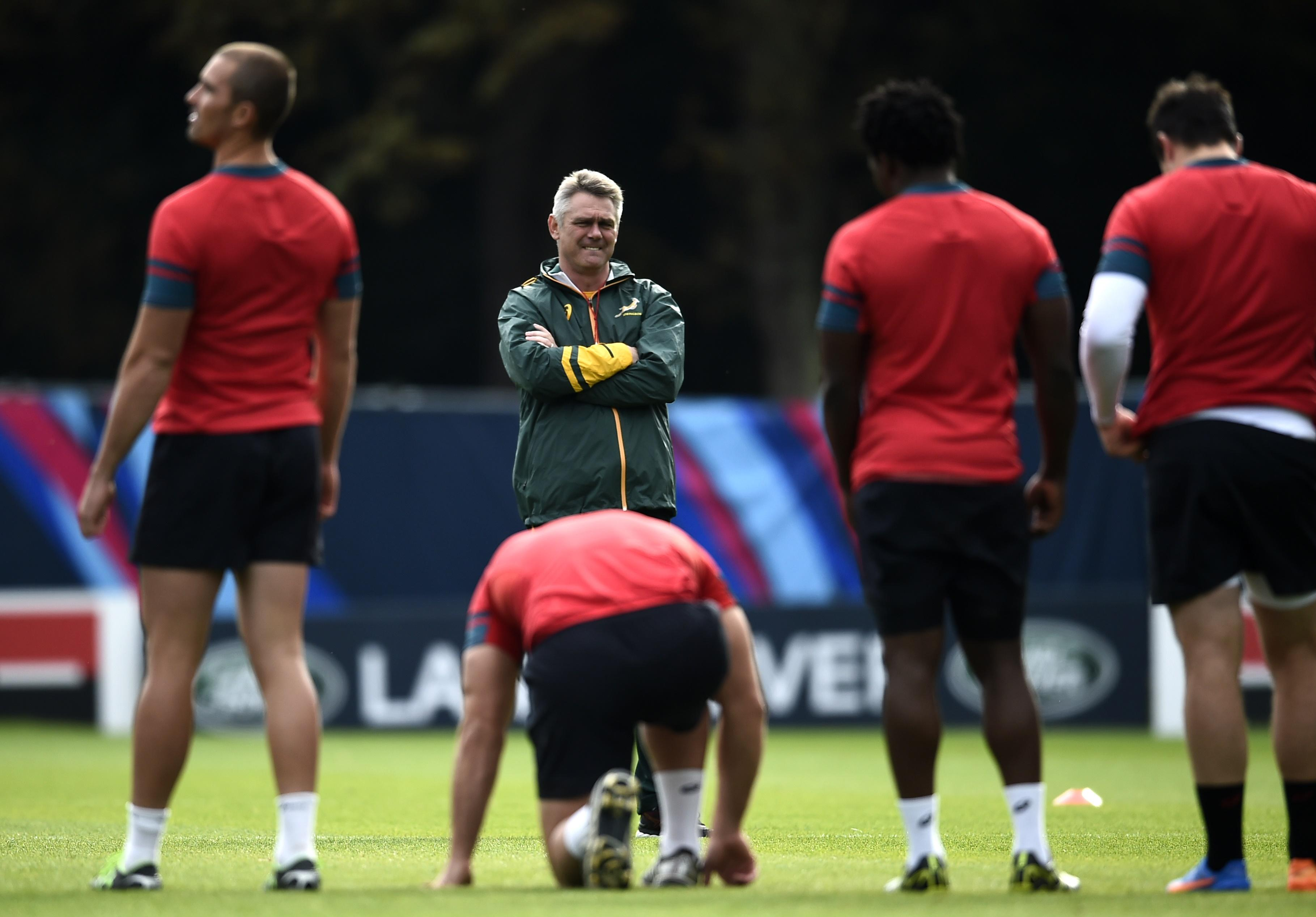 South Africa get training bonus from England World Cup flop