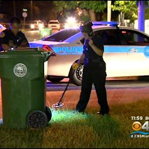 Police Investigate Deadly Allapattah Shooting