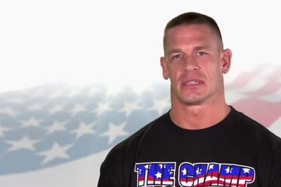 WWE Superstars honor the troops on Memorial Day with a Ronald Reagan speech