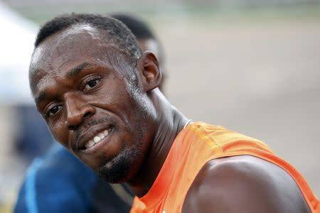 Bolt team loses relay race in season opener