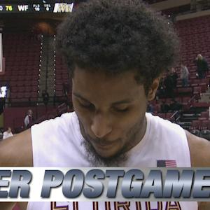 FSU's Phil Cofer Talks Comeback Win over Wake Forest