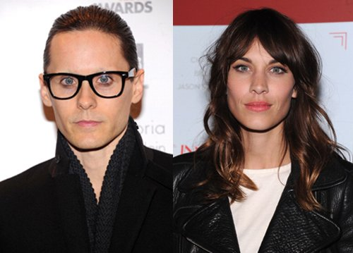 Jared Leto y Alexa Chung pasan la noche juntos