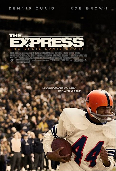 The Express Production Stills Universal 2008 Poster