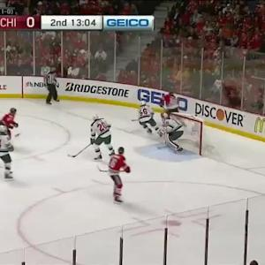 Minnesota Wild at Chicago Blackhawks - 05/03/2015