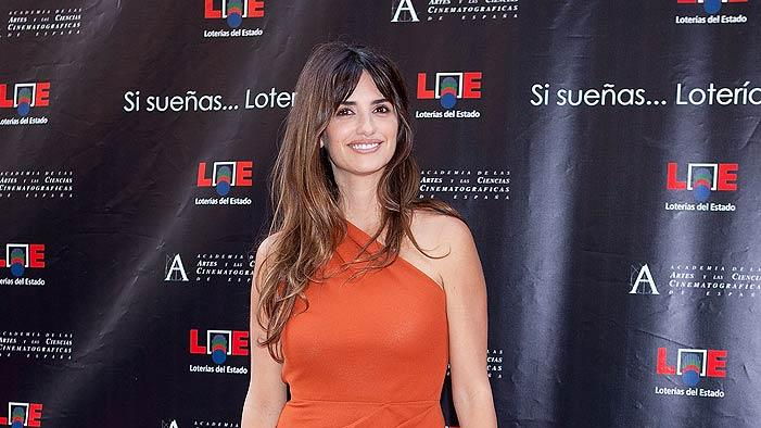 Penelope Cruz Walk Of Fame Spain