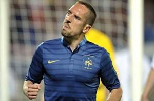 My teammates were teasing me over goal drought for France, Ribery reveals after Iceland strike