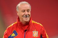 Vincente Del Bosque's Spain can win three successive major tournaments