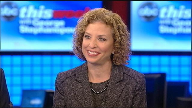 Debbie Wasserman Schultz Says Gabby Giffords Is 'Doing So Well'