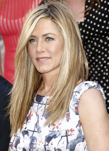 Beauty News Alert! Jennifer Anniston Is The New Face Of Haircare Brand Living Proof!