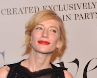 Australian actress Cate Blanchett, pictured in February 2012, and Britain's Sally Hawkins are being lined up to star in Woody Allen's next film, industry daily Variety reported Tuesday