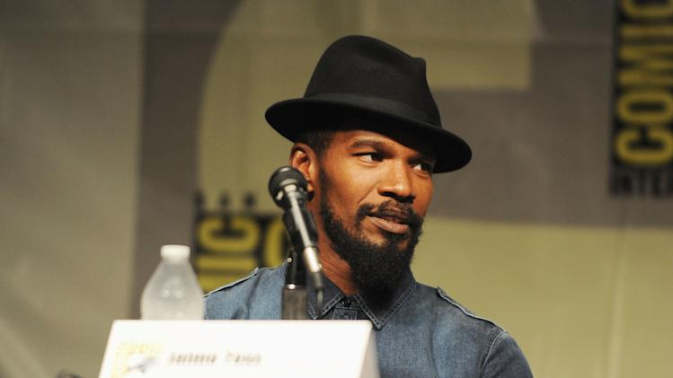 """Django Unchained"" Panel - 2012 Comic-Con International"
