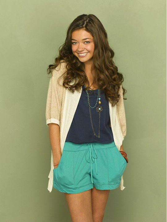 Sarah Hyland stars as Haley in &quot;Modern Family .&quot; 