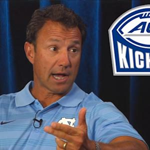 North Carolina's Larry Fedora Previews 2014 Season | #ACCkickoff