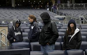 Blue Jays-Yankees finale scrubbed by rain