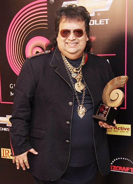 Bollywood&amp;#39;s top stars at the GIMA awards
