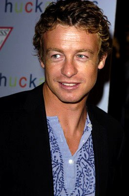 Premiere: Simon Baker at the Hollywood premiere of Fox Searchlight's I Heart Huckabees - 9/22/2004