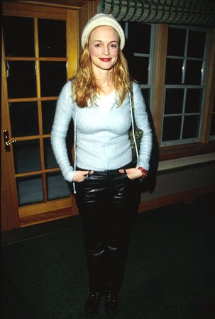 Heather Graham, the former Felicity Shagwell Sundance Film Festival January 22, 2000 Randall Michelson, Wireimage.com - Photo