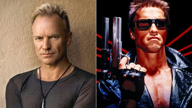 Casting Near-Misses: Sting in 'The Terminator'?