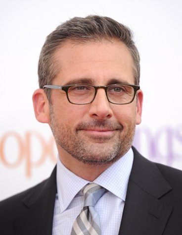 Steve Carell attends the &#39;Hope Springs&#39; premiere at SVA Theater, New York City, on August 6, 2012 -- Getty Premium