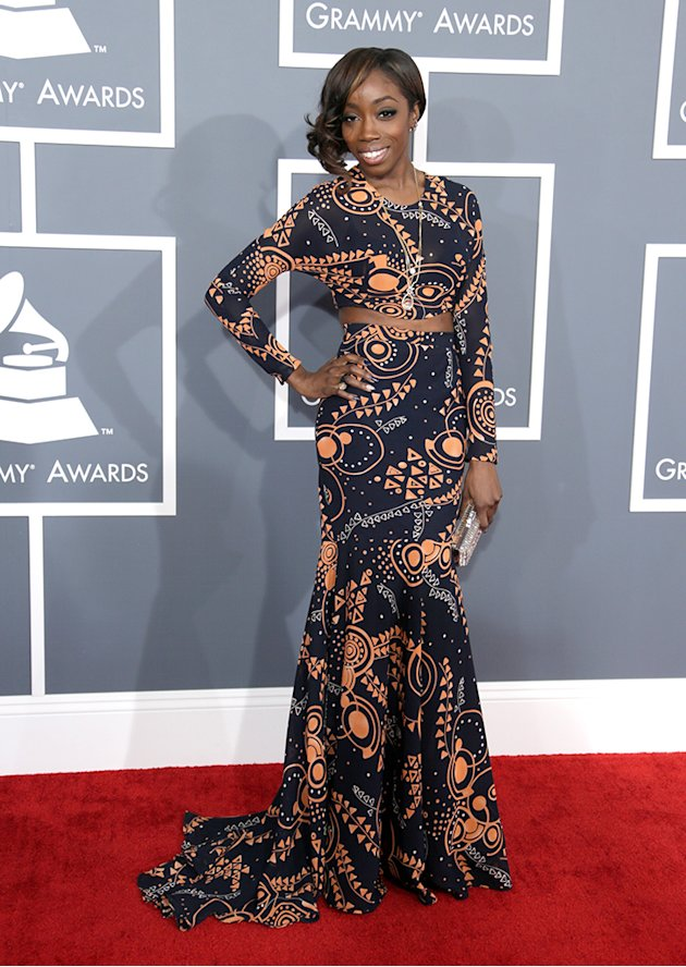 The 55th Annual GRAMMY Awards…