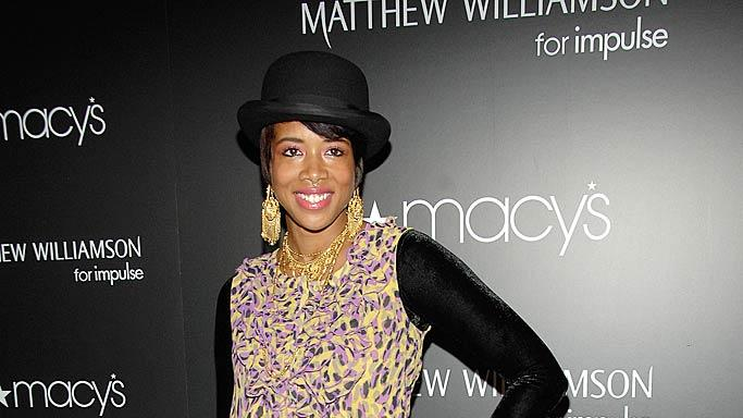 Kelis Matthew Williamson Macys Evnt