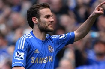 Mata savouring American atmosphere as Chelsea take on Manchester City