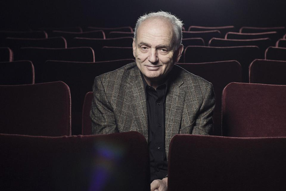 "This Dec. 4, 2012 photo shows director and producer David Chase in New York.  Chase makes his directorial debut in the film, ""Not Fade Away."" (Photo by Victoria Will/Invision/AP)"