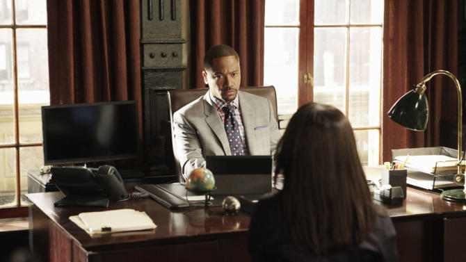 """""""Scandal"""" -- """"Any Questions?"""" Columbus Short"""