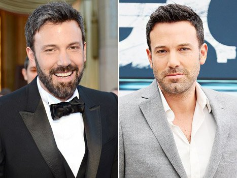 Ben Affleck Shaves His Beard&nbsp;&hellip;