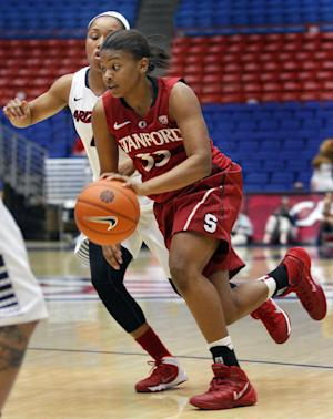 No. 4 Cardinals rout Wildcats 96-52
