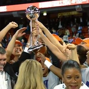 2014 WNBA Finals – Game 3 Minimovie