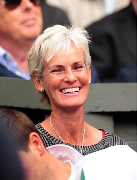Tennis - Judy Murray File Photo