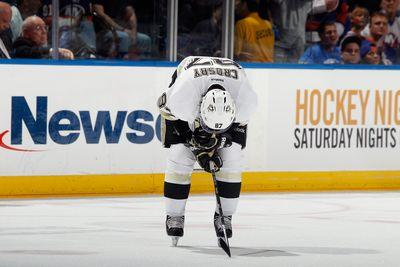 Sidney Crosby to miss NHL All-Star Game with lower-body injury